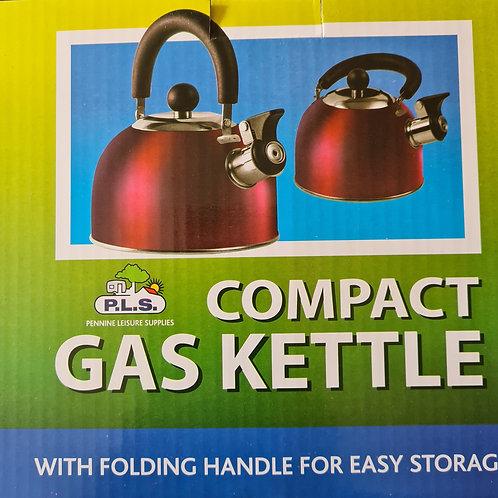 PLS Red 1.6L Gas Hob Kettle
