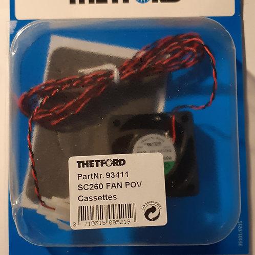 Thetford SC260 Fan only - 93411