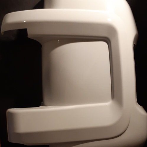 Protect-it Wing Mirror Protectors Sort Arm - White