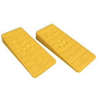 Levelling Ramp Magnum (Yellow)