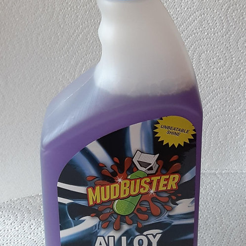 Mudbuster Alloy Cleaner 1ltr