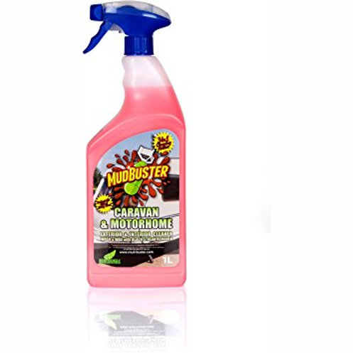 Mudbuster Caravan and Motorhome Cleaner