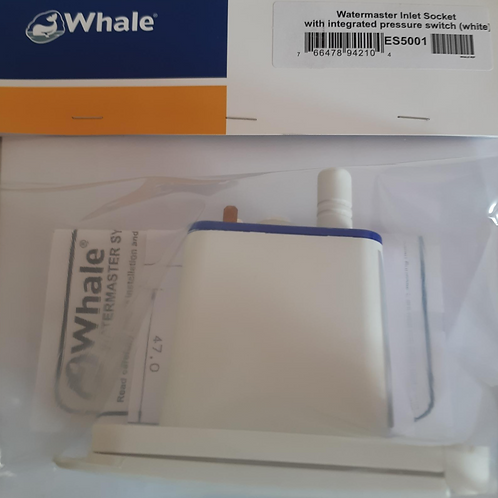 Whale Watermaster Socket - White PSWI