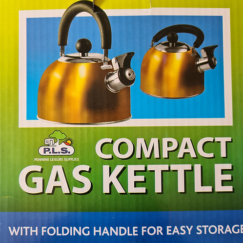 PLS Gold 1.6L Gas Hob Kettle