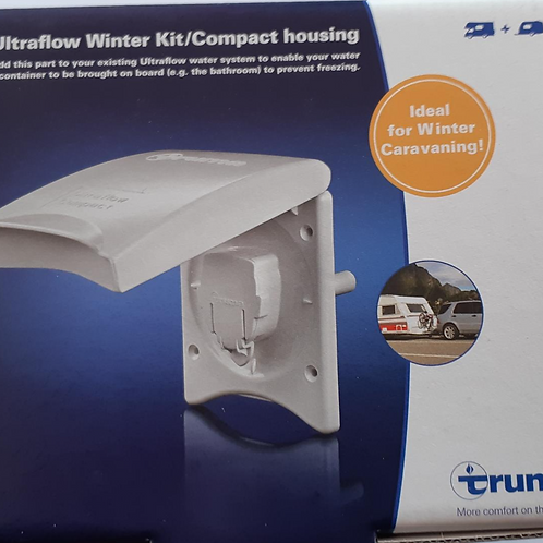 Truma Ultraflow Compact Housing - White