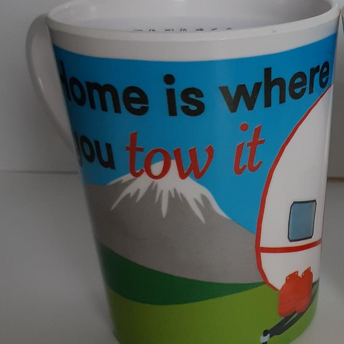 Home is Where You Tow It (Caravan)