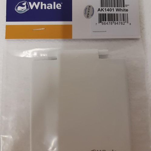 Whale Watermaster Replacement Socket Lid (AK1401) - White