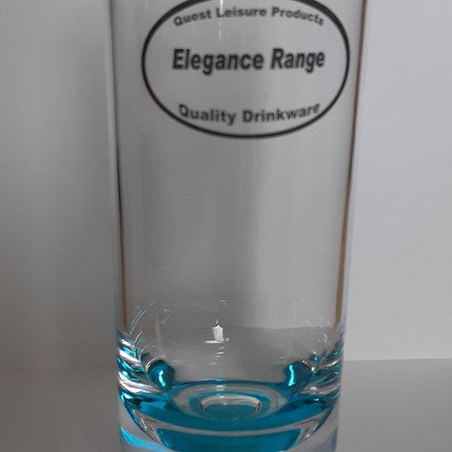 Quest Elegance High Tumbler - Blue