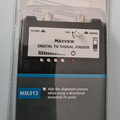 Maxiview Digital Signal Finder