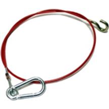 AL-KO Break Away Cable - Caribiner Clip