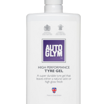 Autoglym High Performance Tyre Gel 500ml