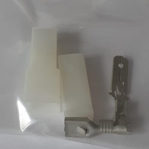 1-Way Electrical Connectors
