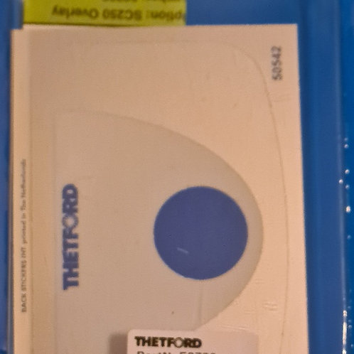 Thetford Overlay C250 - 50708