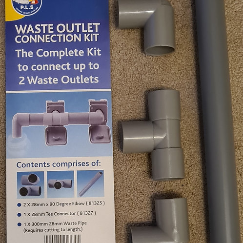 Waste Outlet Connection Kit - 80021