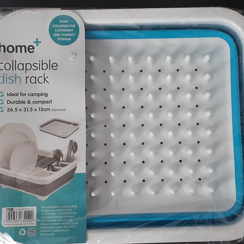 Home+ Collapsible Dish Rack