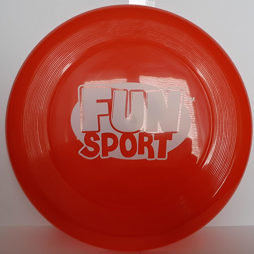 Fun Sport Skimmer Disc Red