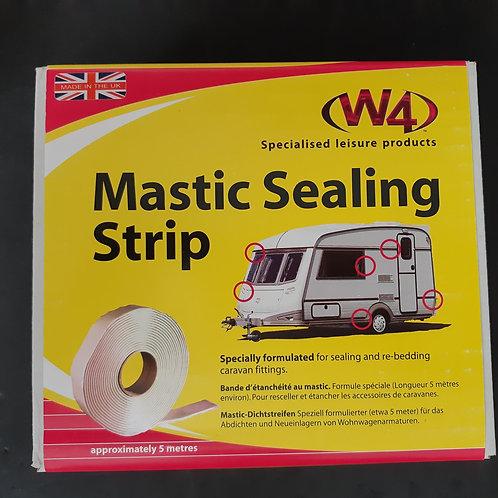 W4 45mm x 5m Mastic Sealing Tape