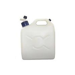 25l Jerrycan with Tap & Screw Cap