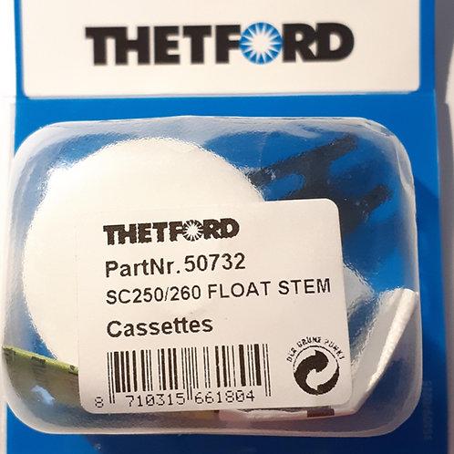 Thetford C250 Holding Tank Float Stem - Part Number 50732