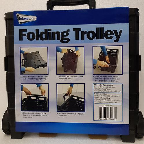 Leisurewize Folding Trolley Large
