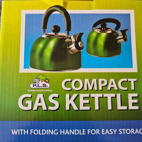 PLS Green 1.6L Gas Hob Kettle