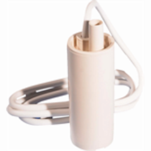 Whale Standard 12V Submersible Electric Pump-White