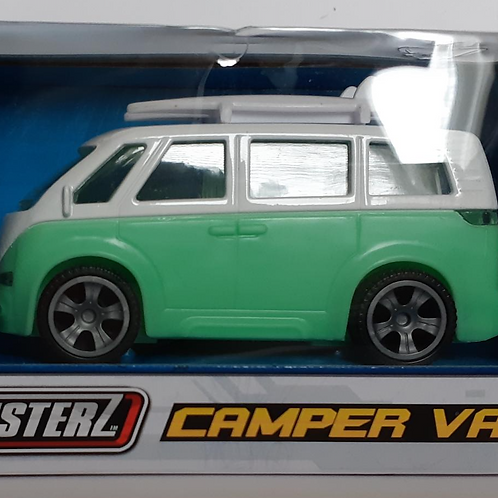"Teamsterz 4"" Campervan Green"