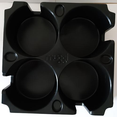 muggi tray - Blacck