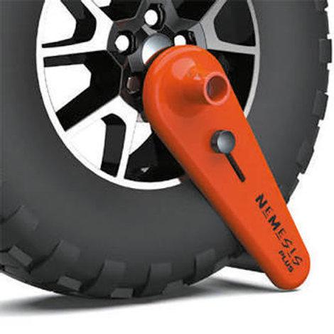 Nemesis Plus Wheel Lock for Motorhomes & Camper Vans