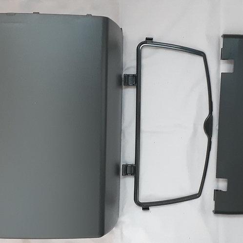 Hartal Door Bin Set Basalt Grey