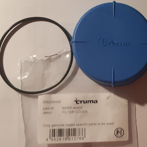 Truma Ultraflow Filter Cover with 'O' Ring