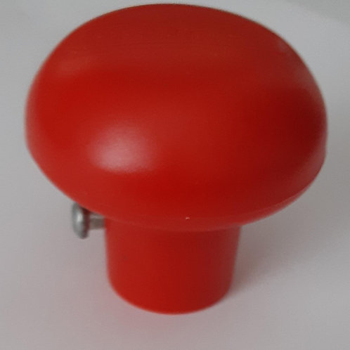 Jockey Wheel Knob - Bradley