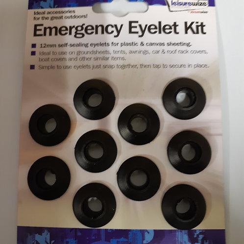 Emergency Eyelet Kit (pk10)