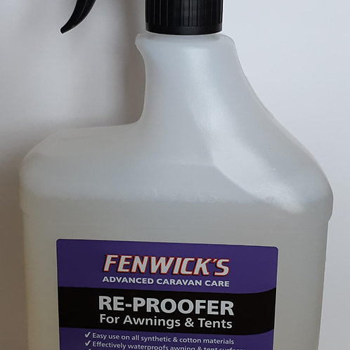 Fenwick's Re-proofer for Awnings and Tents 1L