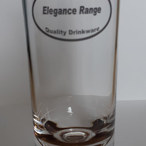 Quest Elegance High Tumbler - Smoked