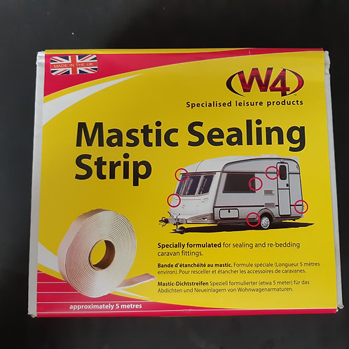 W4 19mm x 5m Sealing Strip