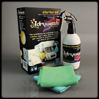 1Drywash Caravan/Motorhome Starter Kit