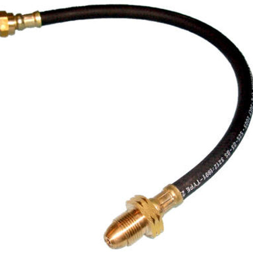 Propane Hose Assembly - 450mm