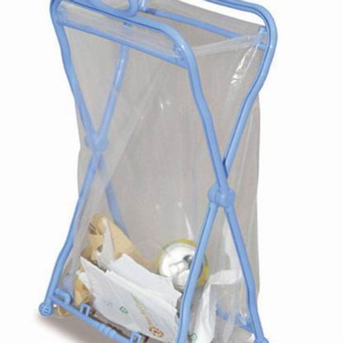 Bogo folding waste bin