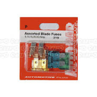 RAC Assorted Fuse Blades