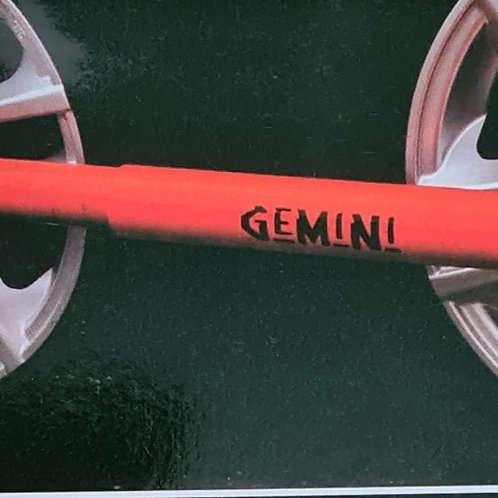 Gemini Twin Wheel Lock for Twin Axle Caravans & Trailers