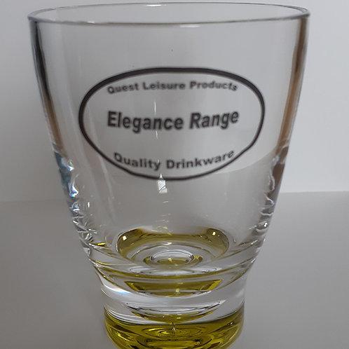 Quest Elegance Low Tumbler - Lime