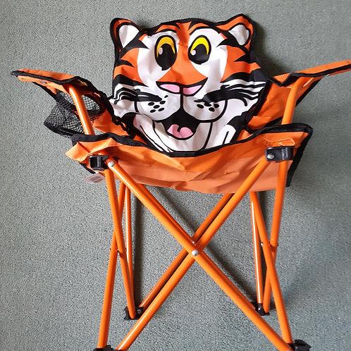 Quest Fun Animal Chair - Tiger