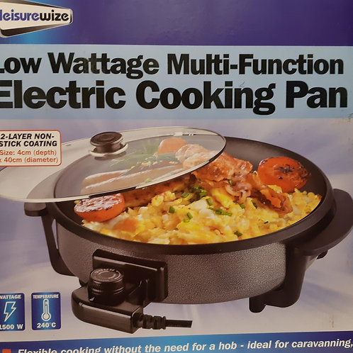 Low Wattage Multi-function Electric Cooker/Skillet
