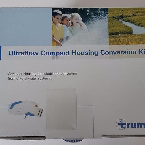 Truma Ultraflow Compact Housing Conversion Kit with pistol - White