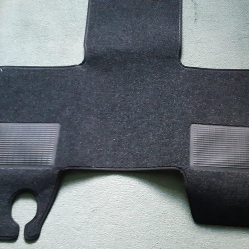 Motorhome Cab Mat - Black