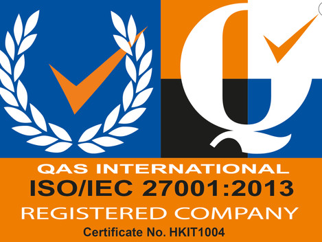 CISC Limited awarded the ISO 27001 Certification