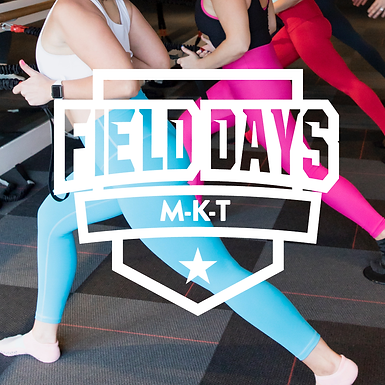 FIELD DAYS: PURE BARRE HEIGHTS