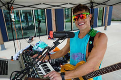 HOW HEIGHTS BECAME HOME TO LEGACY MAN - A SHIRTLESS ROLLERBLADING MUSIC PRODUCER, ENGINEER