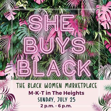 THE BLACK WOMEN MARKETPLACE